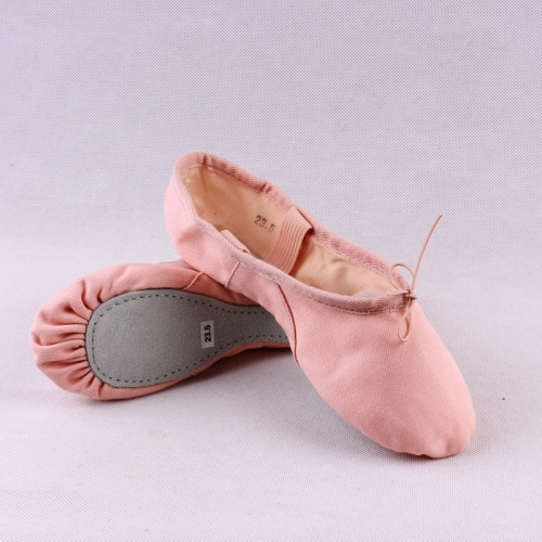 Canvas Full Sole Ballet Shoes