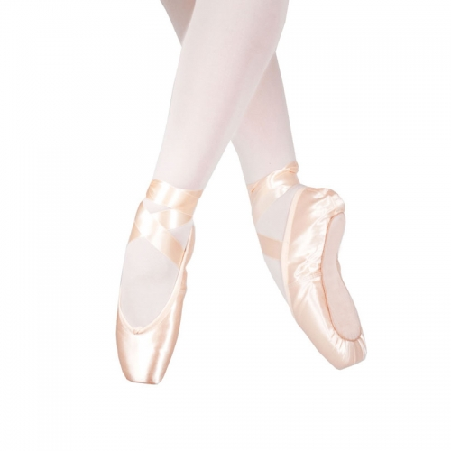 Satin Pointe Shoes