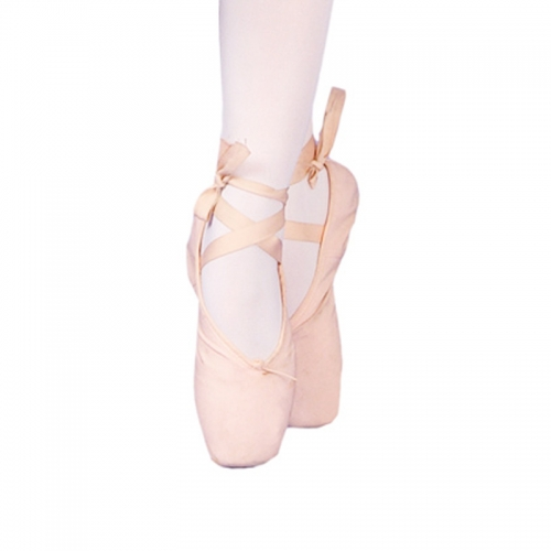 Canvas Pointe Shoes