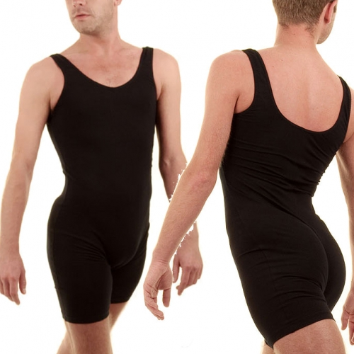 Men's Short Tank Unitard