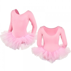 Child Long Sleeve Tutu