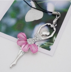 Ballerina Key Chain