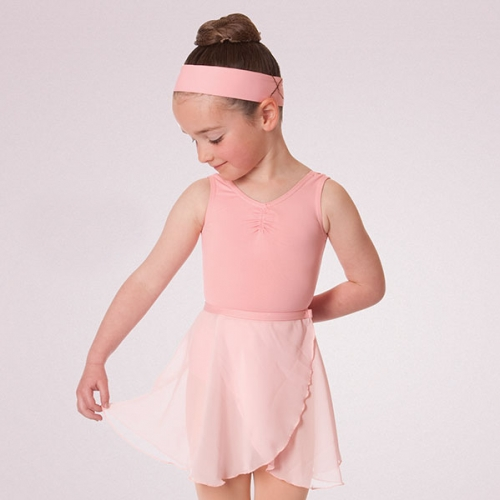 Child Chiffon Wrap Skirt