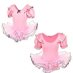 Child Flutter Short Sleeve Tutu