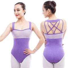 Adult Wide Strap Lace Leotard