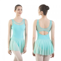 Ballet Skirted Leotard for Girls