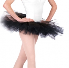 Adult Half Tutu with Shorts