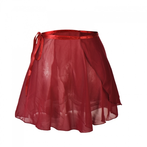 Adult Chiffon Wrap Skirt
