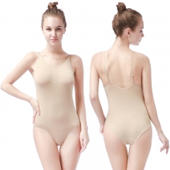 Adult Nude Camisole Leotard