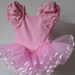 Child Puff Sleeve Tutu