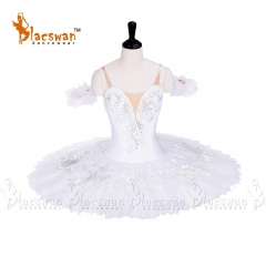 White Swan Professional Ballet Tutu Costume BT676 12 layers stiff tulle Performance Costume Sleeping Beauty Classic Ballet Tutus