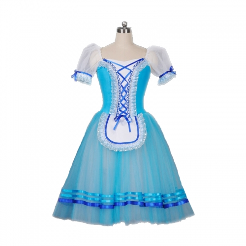 Giselle Willis Ballet Costume Blue